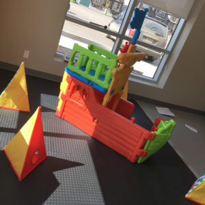 Spruce Grove Play Gym