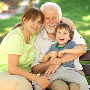 Grandparents as parents